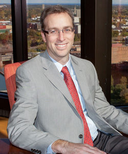 Jeremy Hedden, Vice President, Midwest Infrastructure