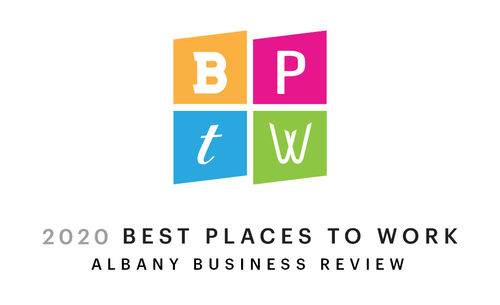 Albany Best Place to Work web logo