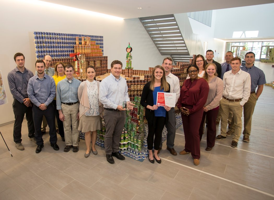 Rochester Canstruction To Benefit Foodlink