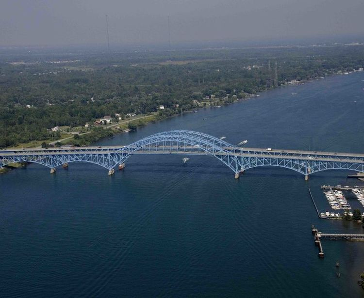 South Grand Island Bridges, Grand Island NY