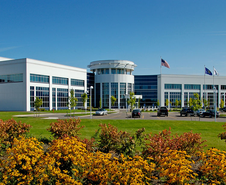 Heidelberg Digital Headquarters, Exterior, Rochester NY