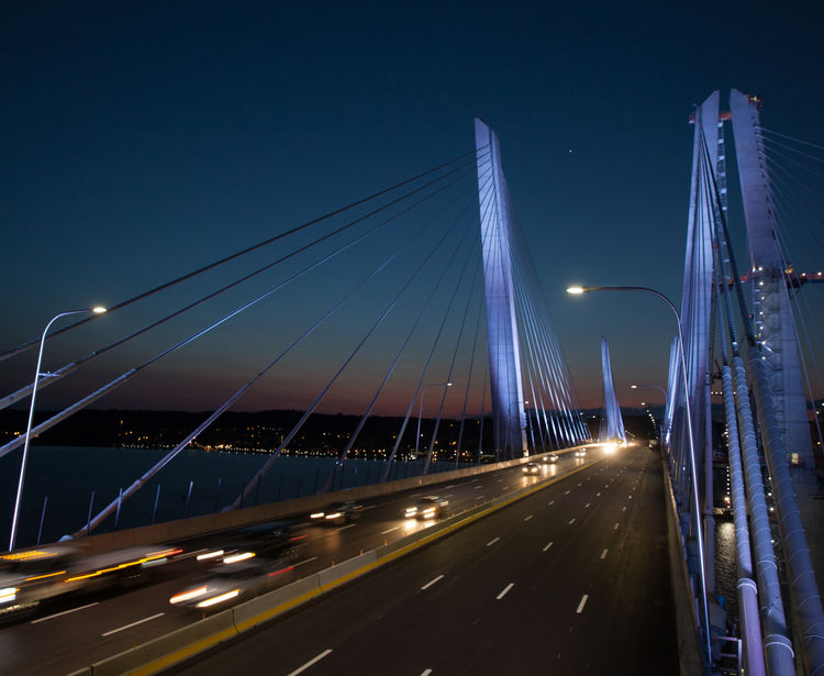 The New NY / Mario M. Cuomo Bridge, Tarrytown NY (photo courtesy of the NYSDOT)