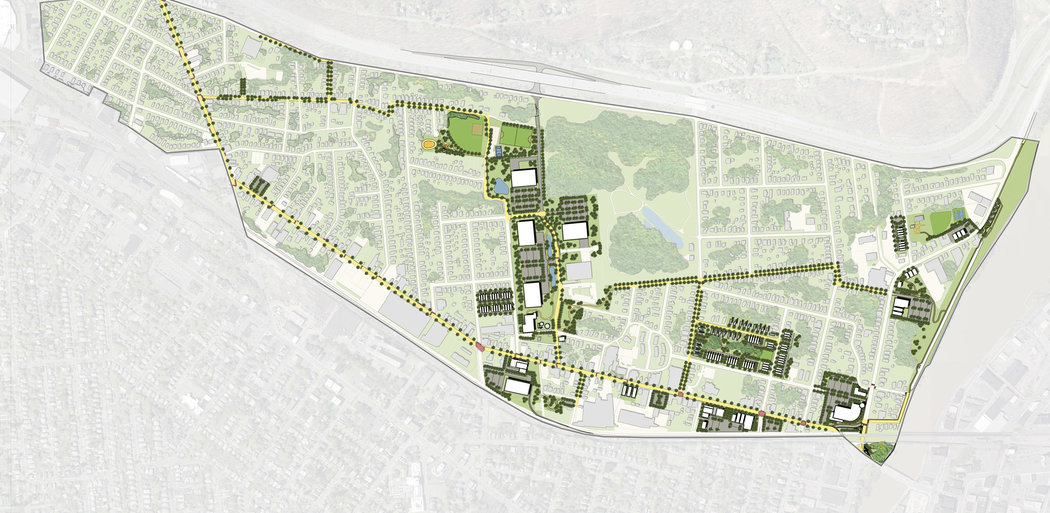 First Ward Revitalization Strategy, Master Plan, Binghamton NY