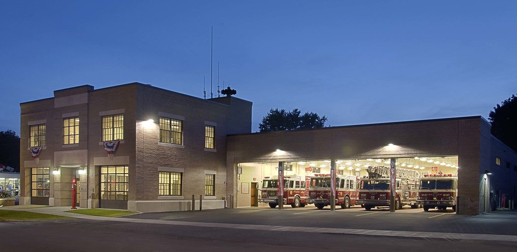 East Rochester Fire Station, East Rochester NY