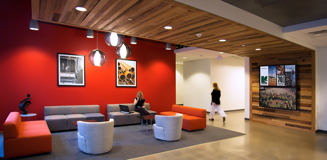 LeChase Corporate Headquarters, Main Lobby, Greece NY
