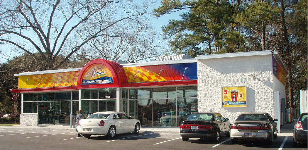 Sunoco Program, Exterior