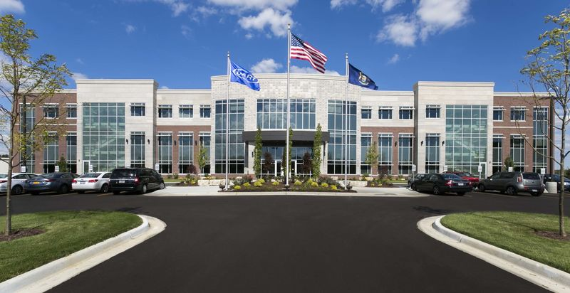 Dart Corporate Headquarters, Mason MI